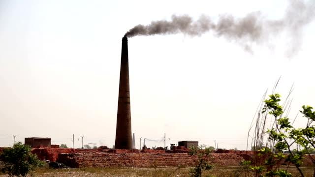 レンガ工場 (窯) - 煉瓦点の映像素材/bロール