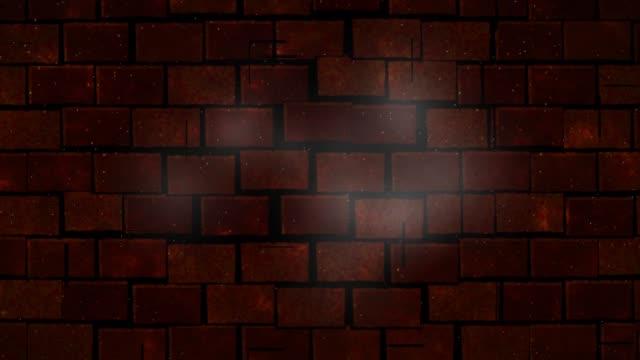 レンガ大赤 - 煉瓦点の映像素材/bロール