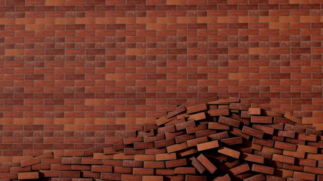 Brick Wall Crash Transition with Matte!