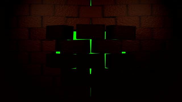 Brick Wall video