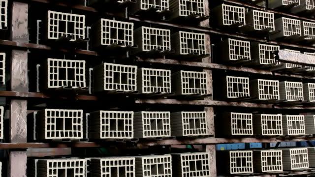Brickyard-hollow bricks