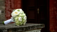 istock Bridal bouquet of roses 1224370708