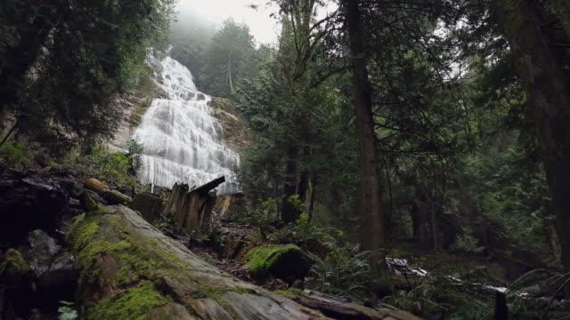 Bridal Veil Falls, British Columbia video