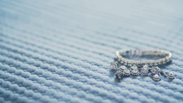 brides expensive jewellery video