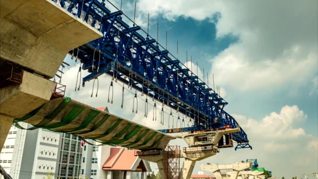 Bridge Girder Erection Machine for Highway video