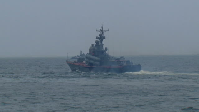 brigade of missile boats video