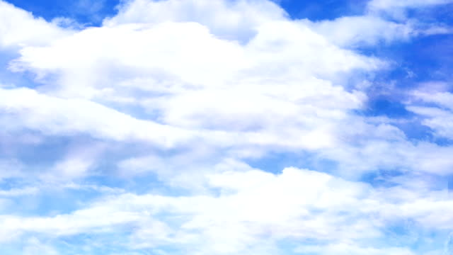 Bright Blue Sky video