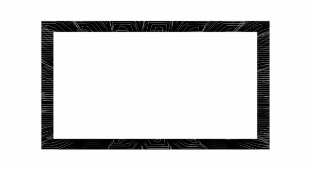 Bright colorful backlight background frame for your video and photo content, rectangular frame on a white background Bright colorful backlight background frame for your video and photo content, rectangular frame on a white background polaroid frame stock videos & royalty-free footage