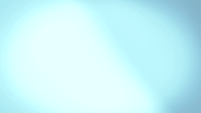 Bright light blue abstract background video
