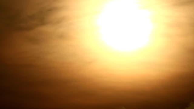 vidéos et rushes de soleil brillant éclatant. - canicule