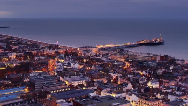 Toits de Brighton - Vidéo
