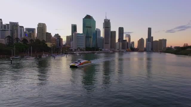 Brisbane Citycat, Sunset video