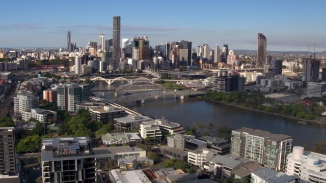 Brisbane River, Brisbane City, Queensland, Australia