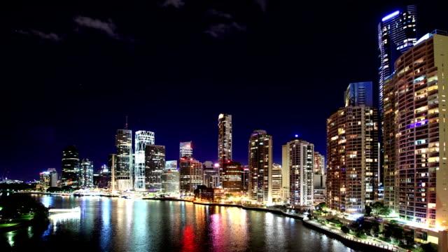 Brisbane Skyline video