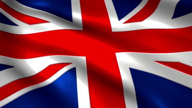 Britain  charming flag video