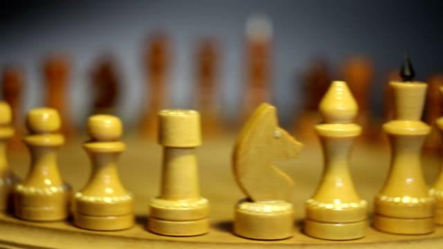 イギリスのチェスの騎士リーダー - 民主主義点の映像素材/bロール