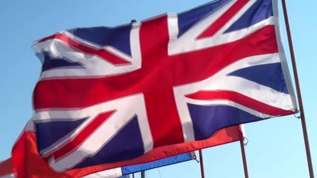 British Flag, Union Jack video
