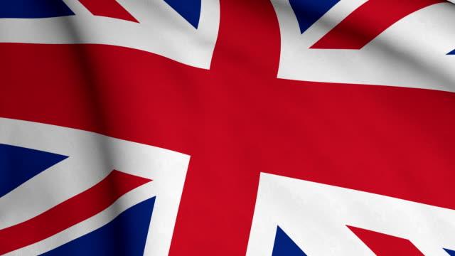 British Flag video