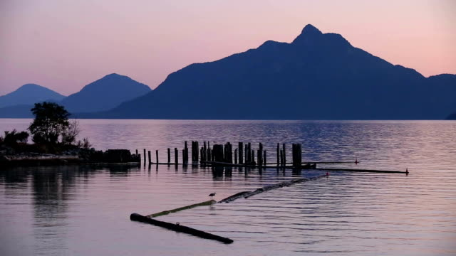 Brittania Beach Howe Sound Squamish British Columbia video