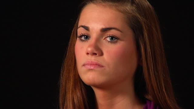 Brittney's Anger CU video