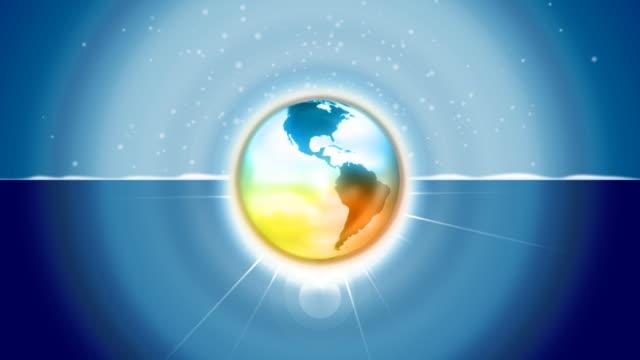 Broadcast HD Globe Series video