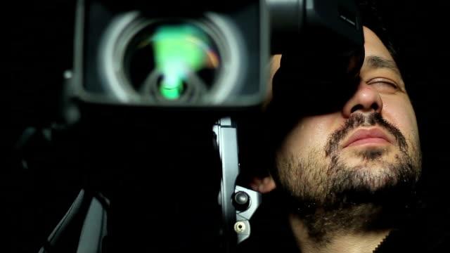 브로드캐스트 관측소 - 영화 촬영 스톡 비디오 및 b-롤 화면