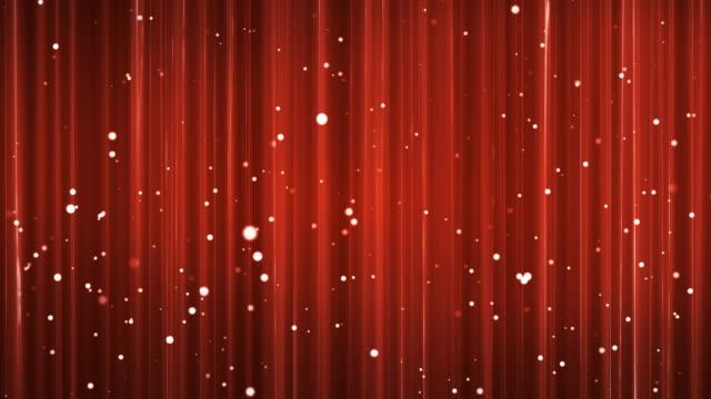 Broadcast Vertical Hi-Tech Lines Bubbles 05 video