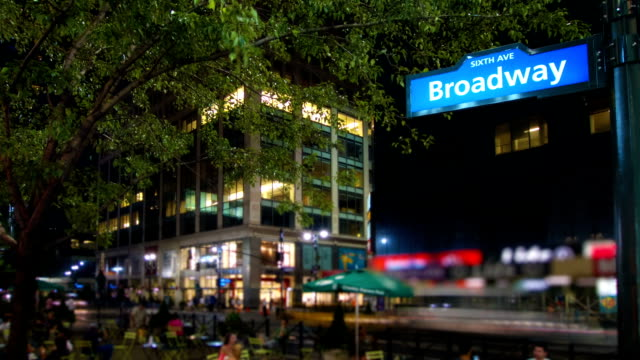 Broadway. New York video
