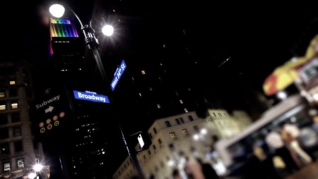 Broadway - vídeo