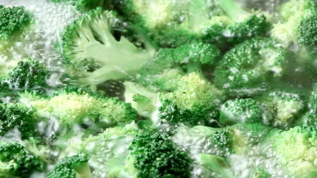 Broccoli to boil video
