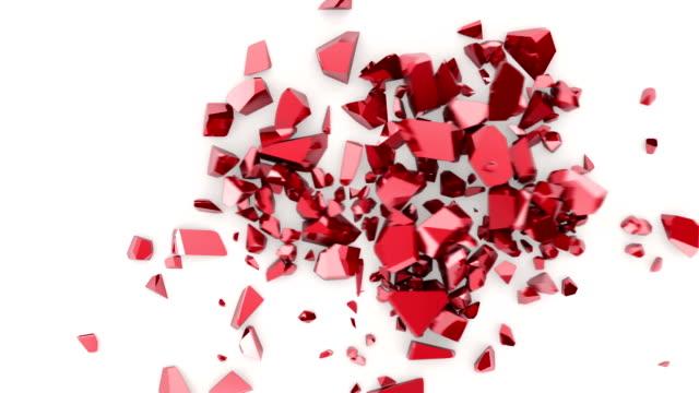 broken heart video