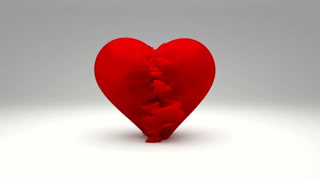 Broken heart. video