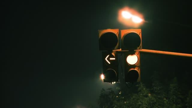Broken Traffic Light.