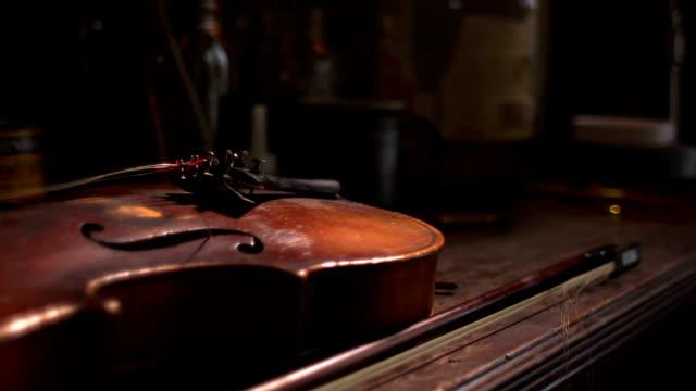 Broken Violin video