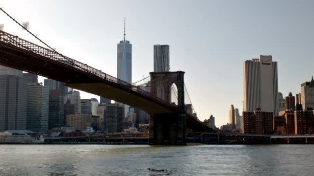 Brooklyn Bridge und Manhattan – Video