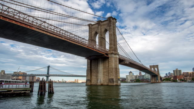 Brooklyn Bridge - Time lapse video