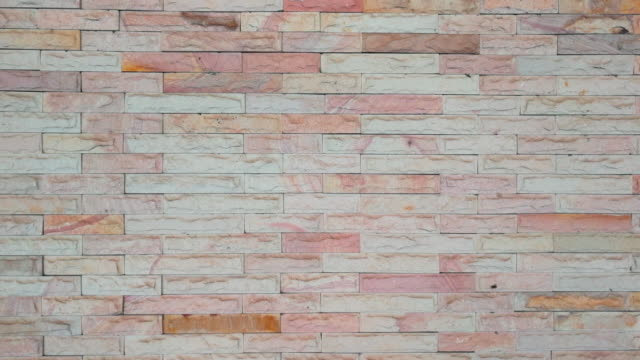 brown brick background shot by smart phone - vintage architecture stock videos & royalty-free footage