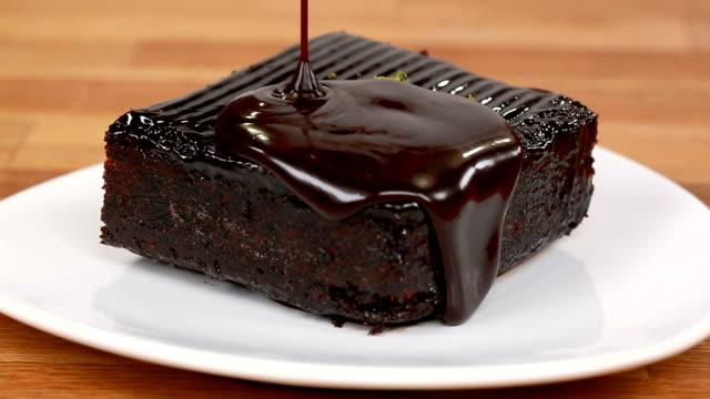 brownie - brownie bildbanksvideor och videomaterial från bakom kulisserna