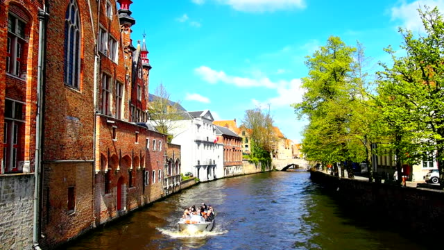 Bruges, Belgium video