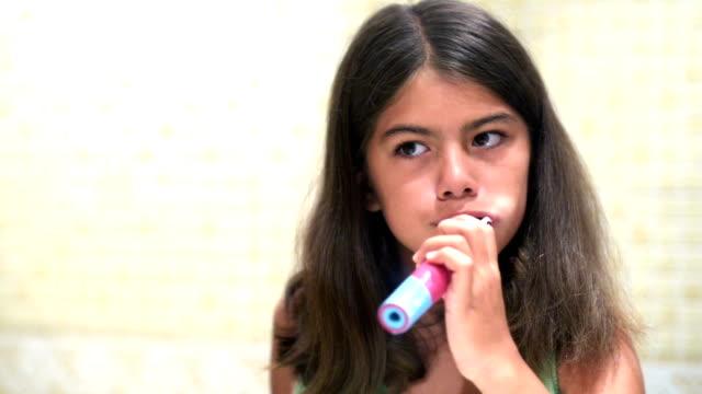 Brushing Teeth video
