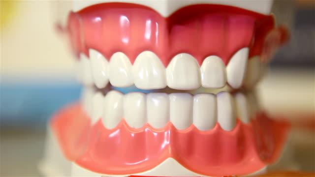 brushing your teeth, tutorial video