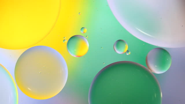 Bubble abstract background