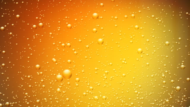Bubble Liquid Beer video