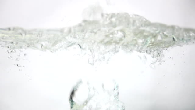 Bubbles in The Water video