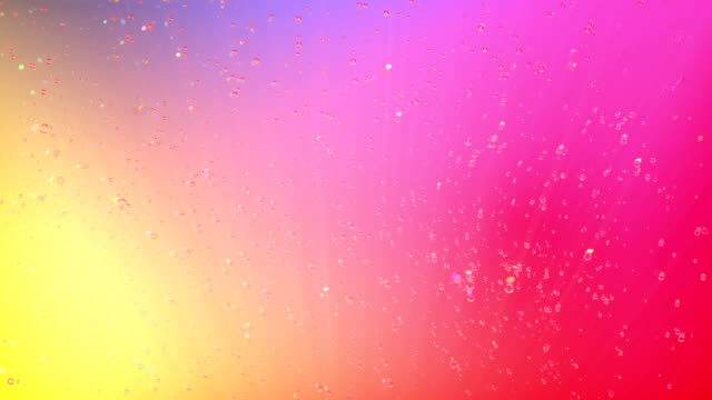 Bubbles rising up on color background Bubbles rising up on color changing background. Abstract underwater background. Seamless loop. 4K. soda stock videos & royalty-free footage