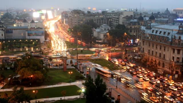 Bucharest video