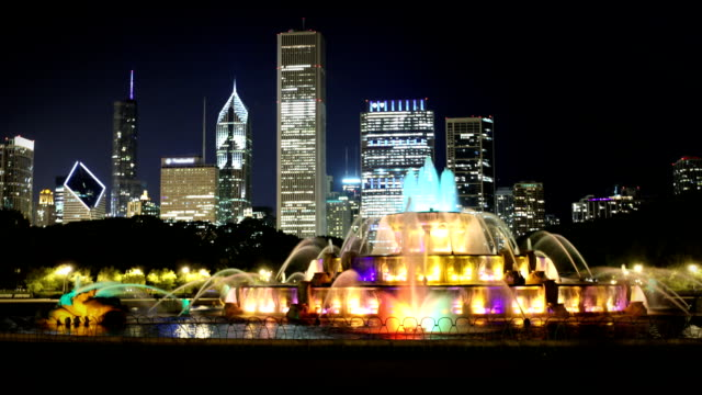 Buckingham Fountain, Chicago video