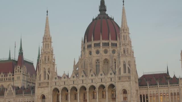 Budapest Building Hungarian Parliament
