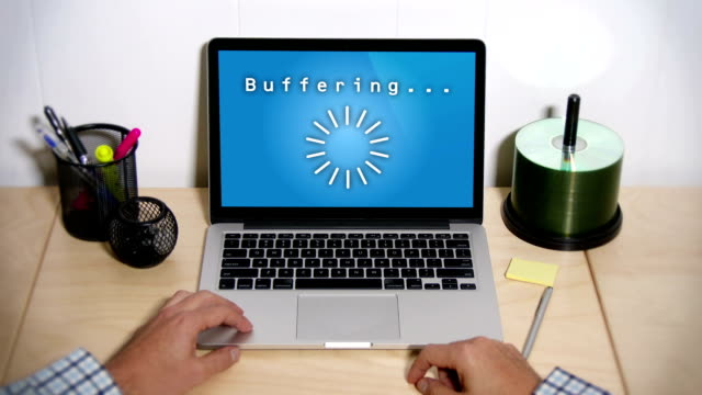 Buffering Computer video