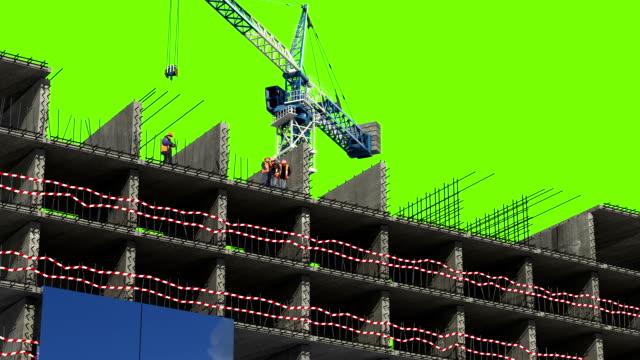 Building area video